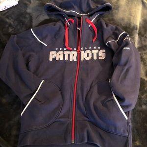 Reebok NE patriots sweatshirt